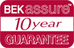 BEK Assure - 10 year guarantee