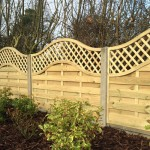 Domestic Wooden Fence